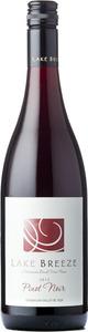 Lake Breeze Pinot Noir 2012, Okanagan Valley Bottle