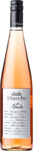 Le Vieux Pin Vaila Rosé 2014, BC VQA Okanagan Valley Bottle