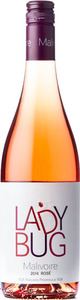 Malivoire Ladybug Rosé 2014, VQA Niagara Peninsula Bottle