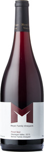 Meyer Pinot Noir Reimer Family Vineyard 2013, Okanagan Valley Bottle