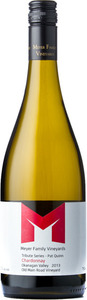 Meyer Tribute Series Old Main Road Vineyard Chardonnay 2013, VQA Okanagan Valley Bottle
