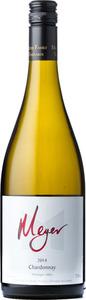 Meyer Chardonnay 2014, BC VQA Okanagan Valley Bottle