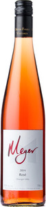 Meyer Rose 2014, BC VQA Okanagan Valley Bottle
