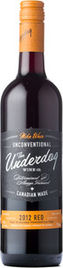 Mike Weir The Underdog Red 2012, VQA Niagara Peninsula Bottle
