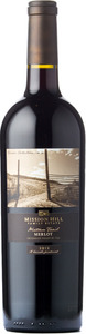 Mission Hill Terroir Collection No. 34 Western Trail Merlot 2012, BC VQA Okanagan Valley Bottle