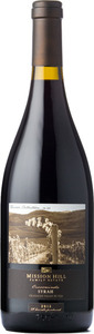 Mission Hill Terroir Collection No.23 Crosswinds Syrah 2012, BC VQA Okanagan Valley Bottle