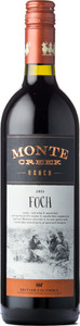 Monte Creek Ranch Foch 2013, BC VQA British Columbia Bottle