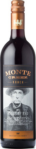 Monte Creek Ranch Hands Up Red 2013, BC VQA British Columbia Bottle