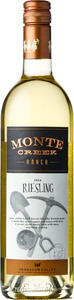 Monte Creek Ranch Riesling 2014, BC VQA Okanagan Valley Bottle