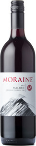 Moraine Malbec 2013, BC VQA Okanagan Valley Bottle