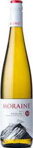 Moraine Riesling 2014, BC VQA Okanagan Valley Bottle