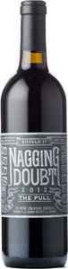 Nagging Doubt The Pull Red 2012 Bottle