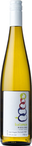 Niagara College Teaching Winery Semi Dry Riesling, 2013, VQA Niagara Peninsula Bottle