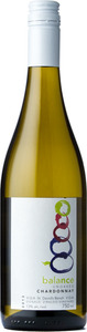 Niagara College Teaching Winery Balance Unoaked Chardonnay Donald Ziraldo Vineyard 2013 Bottle