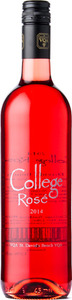 Niagara College Teaching Winery College Rose 2014, VQA St. David's Bench Bottle