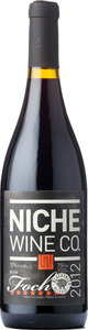Niche Wine Company Foch Black Sheep Release 2012, BC VQA Okanagan Valley Bottle