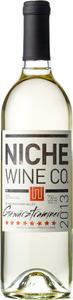 Niche Wine Company Gewurztraminer 2013, BC VQA Okanagan Valley Bottle
