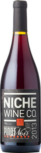 Niche Pinot Noir 2013, BC VQA Okanagan Valley Bottle