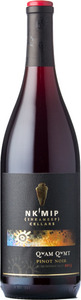 Nk'mip Cellars Qwam Qwmt Pinot Noir 2013, BC VQA Okanagan Valley Bottle