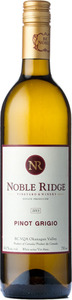 Noble Ridge Pinot Grigio 2013, BC VQA Okanagan Valley Bottle