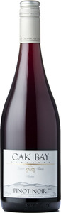 Oak Bay Gebert Family Reserve Pinot Noir 2012, BC VQA Okanagan Valley Bottle