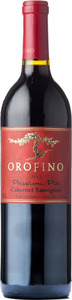 Orofino Passion Pit Cabernet Sauvignon 2012, BC VQA Similkameen Valley Bottle