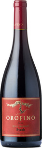 Orofino Wild Ferment Syrah 2014, Similkameen Valley Bottle