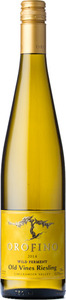 Orofino Wild Ferment Old Vines Riesling 2014, BC VQA Similkameen Valley Bottle