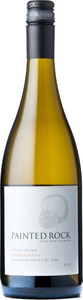 Painted Rock Chardonnay 2012, Okanagan Valley Bottle