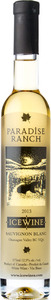 Paradise Ranch Sauvignon Blanc Icewine 2013, Okanagan Valley (375ml) Bottle