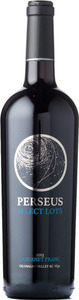 Perseus Select Lots Cabernet Franc Desert Valley Vineyard 2013, Okanagan Valley Bottle