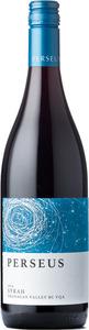 Perseus Winery Syrah 2013, BC VQA Okanagan Valley Bottle