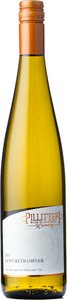 Pillitteri Gewurztraminer 2013, VQA Niagara On The Lake Bottle