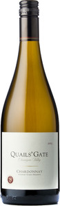 Quails' Gate Stewart Family Reserve Chardonnay 2013, VQA Okanagan Valley Bottle