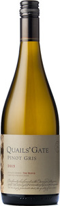 Quails' Gate The Bench Pinot Gris 2013, Okanagan Valley Bottle
