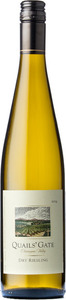 Quails' Gate Dry Riesling 2014, Okanagan Valley Bottle