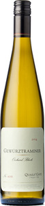 Quails' Gate Orchard Block Gewurztraminer 2014, Okanagan Valley Bottle