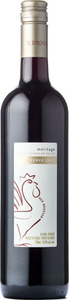 Red Rooster Reserve Meritage 2012, BC VQA Okanagan Valley Bottle