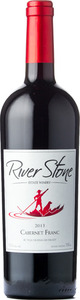 River Stone Cabernet Franc River Rock Vineyards 2013, VQA Okanagan Valley Bottle