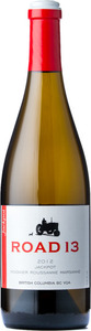 Road 13 Jackpot Viognier Roussanne Marsanne 2012, BC VQA Okanagan Valley Bottle