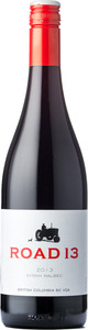 Road 13 Syrah Malbec 2013, BC VQA British Columbia Bottle