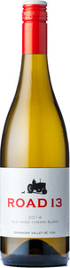 Road 13 Old Vines Chenin Blanc 2014, BC VQA Okanagan Valley Bottle
