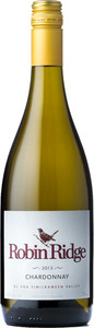 Robin Ridge Chardonnay 2013, BC VQA Similkameen Valley Bottle