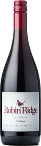 Robin Ridge Gamay Noir 2013, BC VQA Similkameen Valley Bottle
