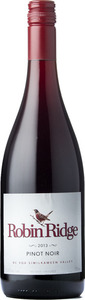 Robin Ridge Pinot Noir 2013, BC VQA Similkameen Valley Bottle