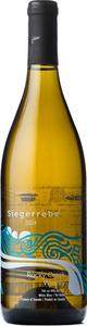 Rocky Creek Winery Siegerrebe 2014, Vancouver Island Bottle