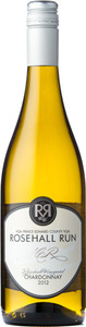 Rosehall Run J C R Rosehall Vineyard Chardonnay 2012, VQA Prince Edward County Bottle