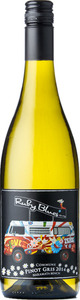 Ruby Blues Commune Pinot Gris 2014, Naramata Bench Bottle