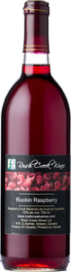 Rush Creek Wines N/V Rockin Raspberry, Lake Erie North Shore Bottle