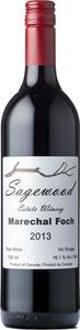 Sagewood Marechal Foch 2013 Bottle